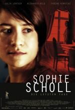 Sophie Scholl - Son Günler (2005) afişi