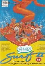 Sörf 2 (1984) afişi