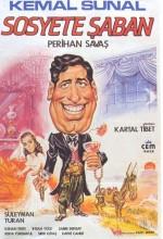 Sosyete Şaban (1985) afişi