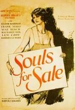 Souls For Sale (1923) afişi
