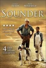 Sounder (1972) afişi