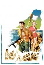 South Sea Woman (1953) afişi