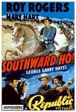 Southward Ho (1939) afişi