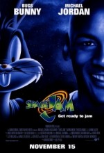 Space Jam (1996) afişi