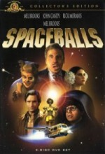 Uzay Topları (1987) afişi