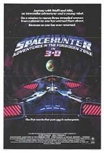 Spacehunter: Adventures in The Forbidden Zone (1983) afişi