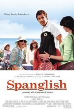 Spanglish (2004) afişi