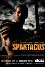 Spartacus: Kan ve Kum (2010) afişi
