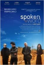 Spoken Word (2010) afişi