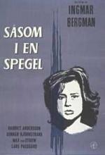 Aynadaki Gibi (1961) afişi