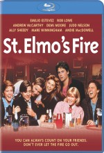 St. Elmo's Fire (1985) afişi