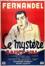 St. Val's Mystery (1945) afişi