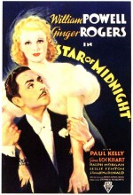 Star Of Midnight (1935) afişi
