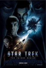 Star Trek (2009) afişi