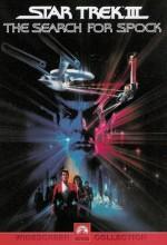 Uzay Yolu III: Spock'ı Ararken (1984) afişi