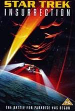 Star Trek: Insurrection (1998) afişi
