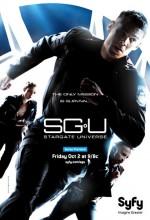 Stargate Universe (2010) afişi