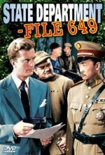 State Department: File 649 (1949) afişi