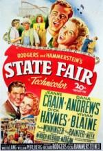State Fair (ı) (1945) afişi