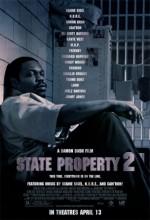 State Property 2 (2005) afişi