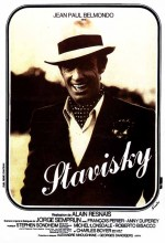 Stavisky... (1974) afişi