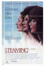 Steaming (1985) afişi