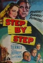 Step By Step (1946) afişi