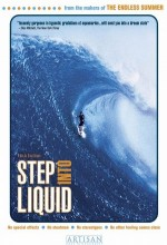 Step into Liquid (2003) afişi