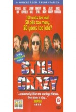 Still Crazy (1998) afişi