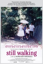 Still Walking (2008) afişi