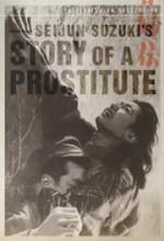 Story Of A Prostitute (1965) afişi