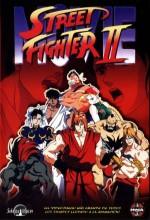 Street Fighter 2: The Animated Movie (1994) afişi
