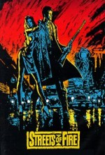 Streets Of Fire (1984) afişi