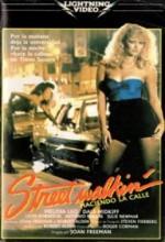 Streetwalkin' (1985) afişi