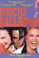 Strictly Ballroom (1992) afişi