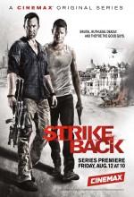 Strike Back (2011) afişi