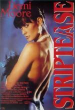 Striptiz (1996) afişi