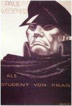 Der Student Von Prag (1913) afişi