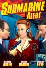 Submarine Alert (1943) afişi