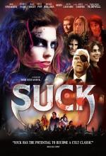 Suck (2009) afişi