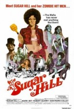 Sugar Hill (1974) afişi