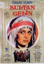 Sultan Gelin (1973) afişi