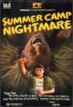 Summer Camp Nightmare (1987) afişi