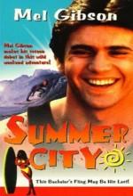 Summer City (1977) afişi