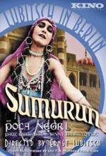 Sumurun (1920) afişi