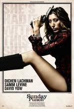 Sunday Punch (2010) afişi