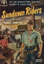 Sundown Rider (1932) afişi