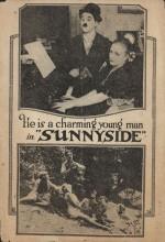 Sunnyside (1919) afişi