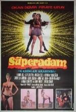 Süper Adam Kadınlar Arasında (1972) afişi