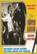 Süper Adam istanbulda (1972) afişi